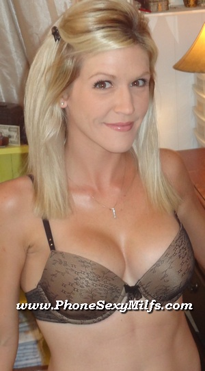 Milf phone sex with hot MILF Lisa